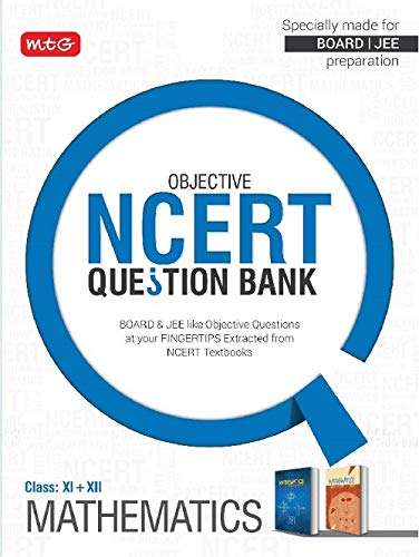 Objective NCERT Question Bank Mathematics
