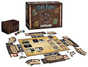Harry Potter Hogwarts Battle A Cooperative Deck Building Game by USAopoly