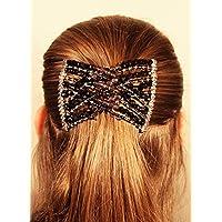 MeBella mujeres Magic pelo Clips elásticas EZ doble peine diferentes estilos de pelo (venta ofrecen £ 4,98) (DB)
