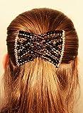 MeBella Femme Magic Pinces à cheveux extensible EZ double Peigne différents Styles...