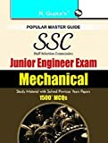 The SSC Jr. Engineers (Mechanical) Exam Guide in English is an excellent guide for students appearing for Engineers Mechanical Exam and SSC Junior. These exams are conducted by the Central Public Works Department, for recruitment to various posts.  ...