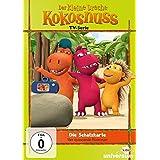 Der kleine Drache Kokosnuss, TV-Serie 6 - Die Schatzkarte
