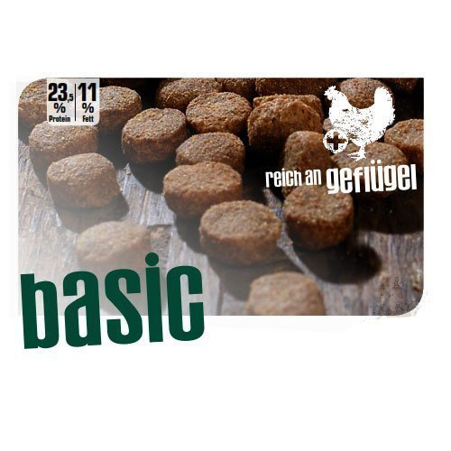 Basic-vitamine Vitamin (Bewi Dog Basic 25KG)