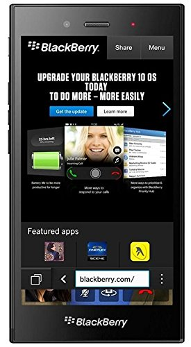 Blackberry Z3 Z3-stj100-2 (black)