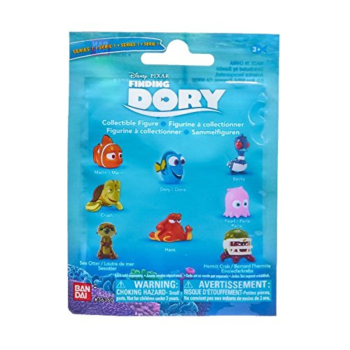 Disney Pixar – Buscando a Dory – Bolsa Misterio con 1 Figura Coleccionable – Modelo Aleatorio