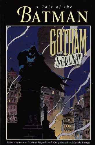 Preisvergleich Produktbild Batman: Gotham by Gaslight