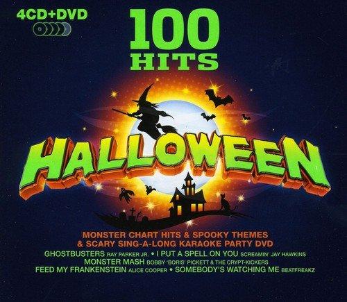 100 Hits-Halloween