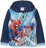Marvel Jungen Jacke Spiderman, Blau (Navy 19-4026TC), 6 Jahre