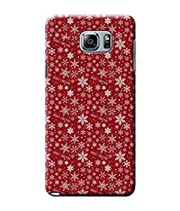 Be Awara Merry Christmas Designer Mobile Phone Case Back Cover For Samsung Galaxy Note 5