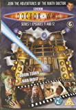 Locandina Doctor Who Dvd Files #6 - Series 1 Episodes 11 & 12 - Boom Town & Bad Wolf Part 1 of 2 - DVD ONLY