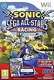 Sonic & Sega All-Stars Racing + volant