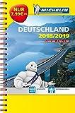 Michelin Kompaktatlas Deutschland 2018/2019 (MICHELIN Atlanten) -