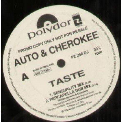 Taste (Cherokee-taste)