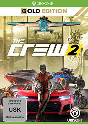 The Crew 2 Gold Edition | Xbox One - Download Code