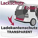 Ladekantenschutz Lackschutzfolie Schutzfolie Transparent Auto folie Lackschutz 10239