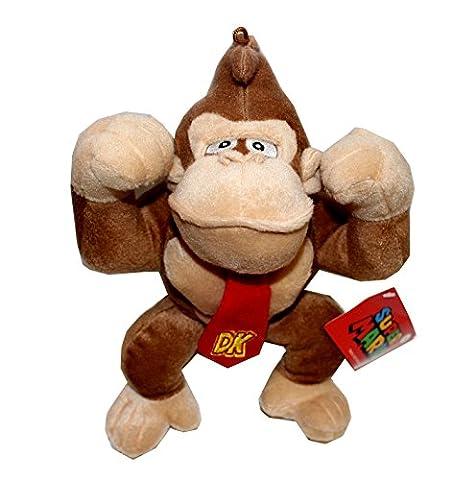 Nintendo Donkey Kong Plüschfigur Kuscheltier Super Mario 26cm