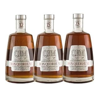 Rum Quorhum Geniesser-Set 3 Fl.