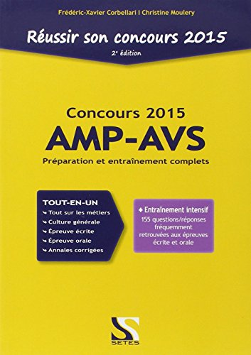 Russir son concours AMP-AVS 2015