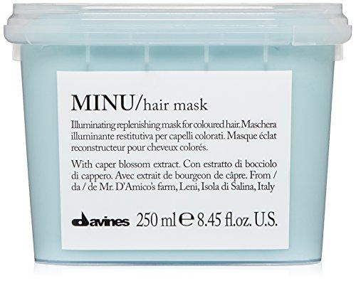 Davines Mask (Davines Pflege MINU Hair Mask 250 ml)
