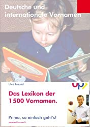 Lexikon der 1500 Vornamen