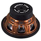 Ground Zero GZIW 250X 25 cm Subwoofer, 250 WRMS