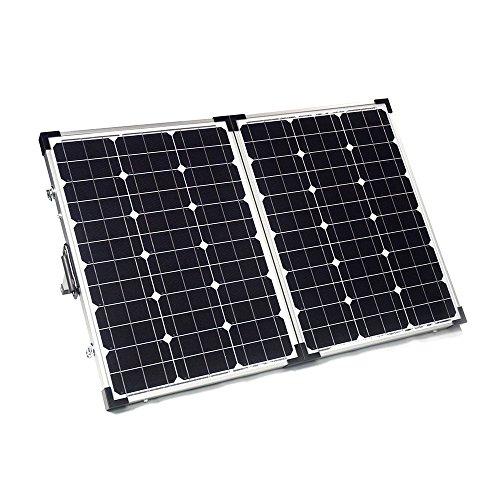 La maleta solar Offgridtec Basic lleva de serie un excelente regulador de carga EP Solar integrado y un cable de carga de batería con pinzas de cocodrilo.Esto permite instalar los paneles en cualquier momento y lugar y conectarlos a la batería que se...