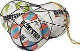 DerbyStar Ballnetz Polyester für 5 Bälle - -