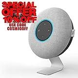 Portable Speaker Dock for Amazon Echo Dot 2nd Generation – Chalk