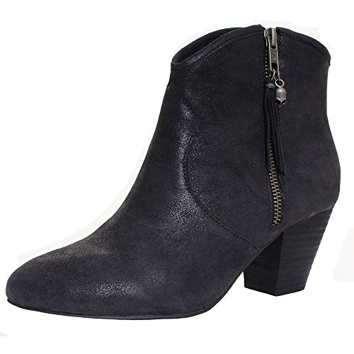 ASH Jess Ladies Ankle Boot UK6 EU39 US8 Black