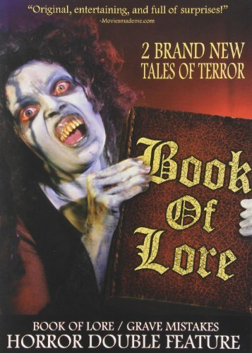 Book of Lore / Grave Mistakes (Horror Double Feature) by Camp Motion Pictures