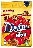 Marabou Daim Bites - Original Schwedisch Milchschokolade Süßigkeiten 145g
