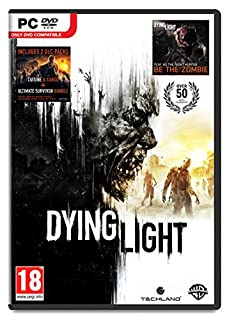 Dying Light (100% uncut) [AT-PEGI] - [PC] (B00GWMNB56) | Amazon price tracker / tracking, Amazon price history charts, Amazon price watches, Amazon price drop alerts