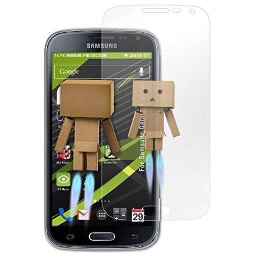 für Samsung Galaxy K Zoom Spiegelfolie, Spiegeleffekt FX Schutzfolie ()
