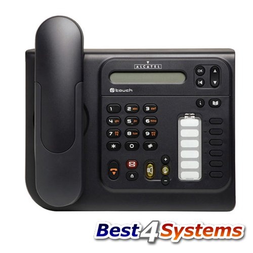 Alcatel IP Touch 4018Urban Grau Erweiterte Auflage (zertifiziert aufgearbeitet)