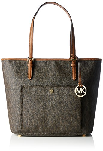 Michael-Kors-Jet-Set-Item-Sac-port-paule-femme-Marron-Brown-200-40x30x6-cm-B-x-H-x-T