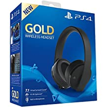 Sony PS4 Gold Kablosuz Kulaklık [PlayStation 4 ]
