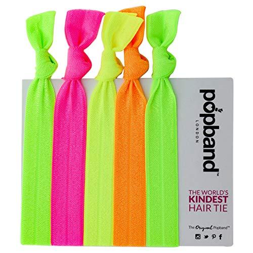 PopBand - 5er-Pack Haarbänder - GLO
