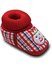 Tavish 3-10 Months Baby Shoes with Anti-Slip Sole Suitable for Both boy and Girl in Design