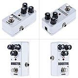Ammoon Kokko fcp2Mini pedale compressore portatile, pedale a effetti per chitarra, FBS2