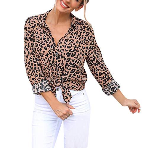 Frauen Asymmetrisch Langarm Pullover Pulli Strickjacke Oversized Baggy Lose Jumper T-Shirt Tops ()