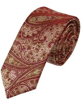 EAE1B13 Novio Patr¨®n Productos fitness seda multicolor de flaco corbata Por Epoint
