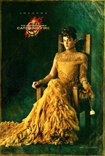 The Hunger Games-Catching Fire (2013), 12 x 18, Movies Poster Jennifer (Stark) Lawrence, Josh Hutcherson, Liam Hemsworth