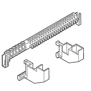 ABN PE/N-Klemme Pen 27 m.Steckanschluß Hauptleitungsklemme 4015153081208