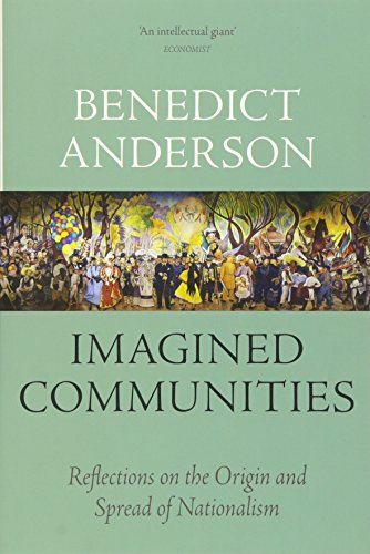 imagined communities benedict anderson essay Reviews this work challenging the conventional concept & understanding of nationalism.