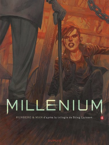 Millénium - tome 4 - Millenium 4