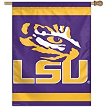 NCAA LSU Louisiana State University tigri 69x 94cm (68,6x 94cm)