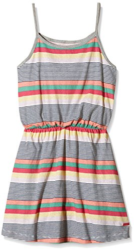 roxy-abito-ragazza-multicolore-multicoloured-swing-stripes-sand-piper-12-anni