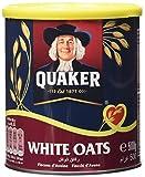 #2: Quaker White Oats Tin, 500g