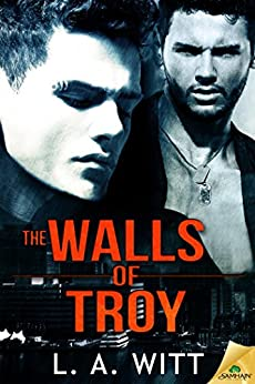 The Walls of Troy by [Witt, L. A.]