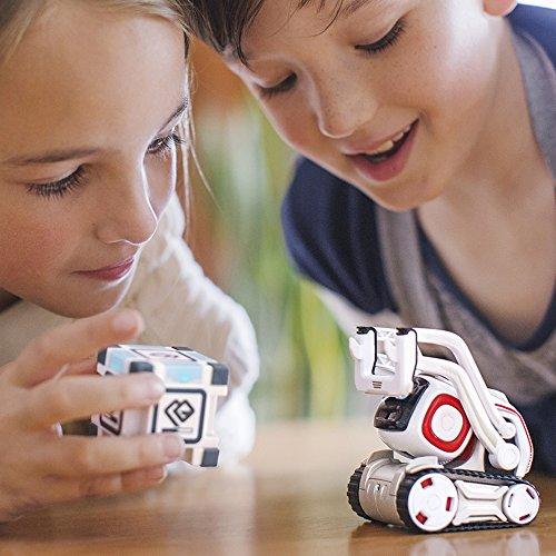 51An4GmE1FL [Bon Plan Netatmo] Cozmo par Anki, un robot pour enfants et adultes pour jouer et apprendre à coder